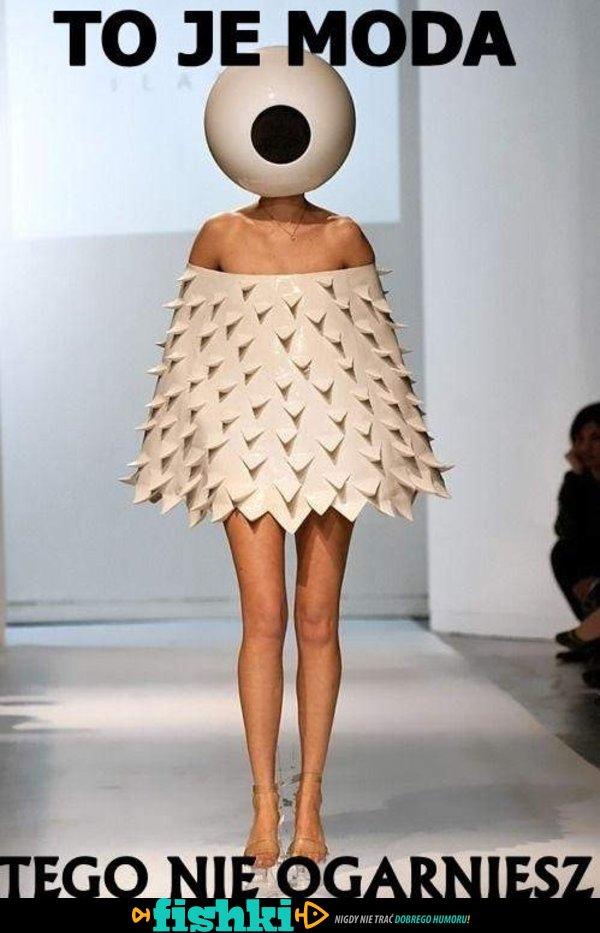 To je moda