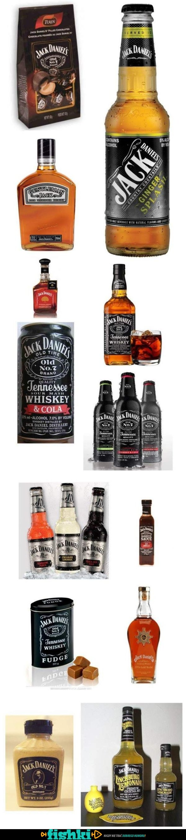 Jack Daniels!