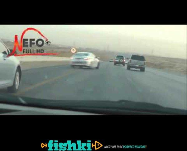 Chyba zobaczył najnowszy zwiastun Fast & Furious 6