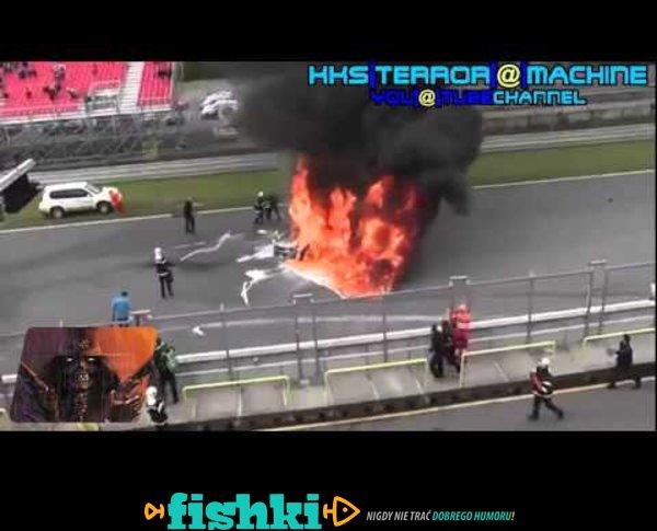 Straszny Wypadek Lamborghini Walka O Życie Kierowcy