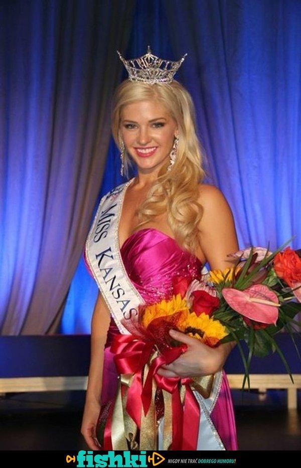 Piękna Miss Kansas - zdjęcie 1