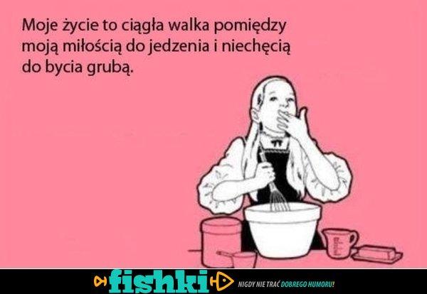 Moje życie...