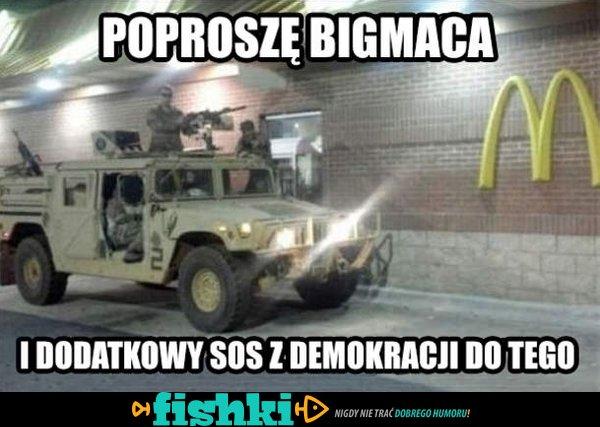 Poproszę BigMaca