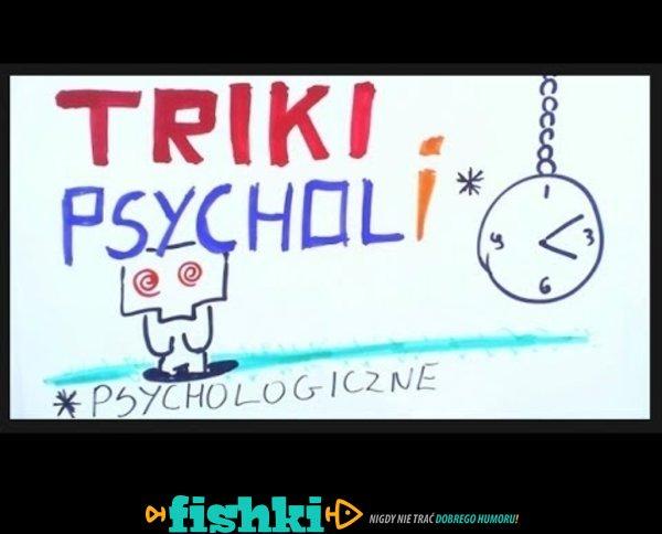 triki psychologiczne