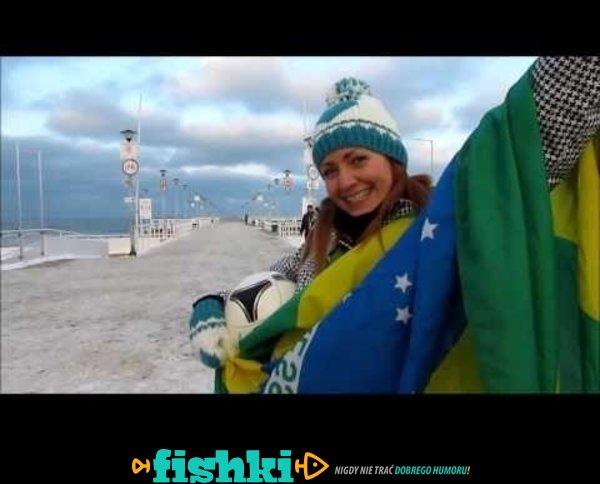 """World Cup 2014: """"Good Luck Brazil"""""""