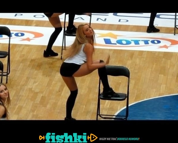 Cheerleaders Poland - Nessun Dorma
