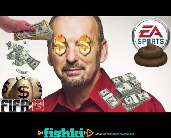 Przykry SEKS z EA Sports