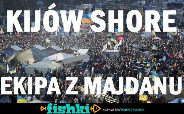 Kijów Shore
