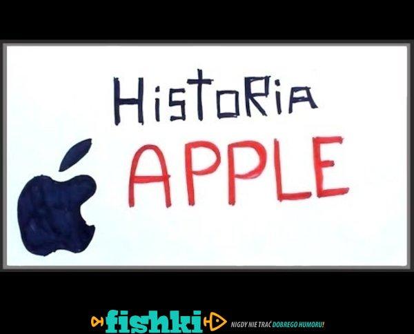historia appl