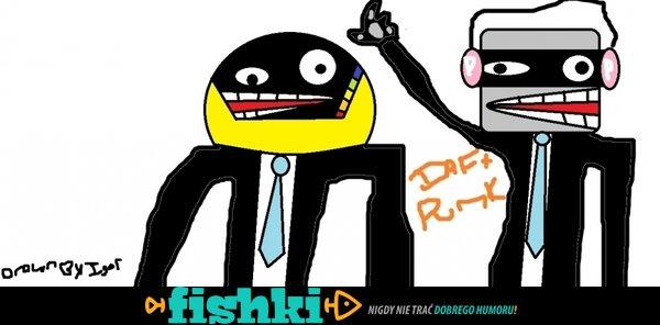 Daft Punk drow by Iggy