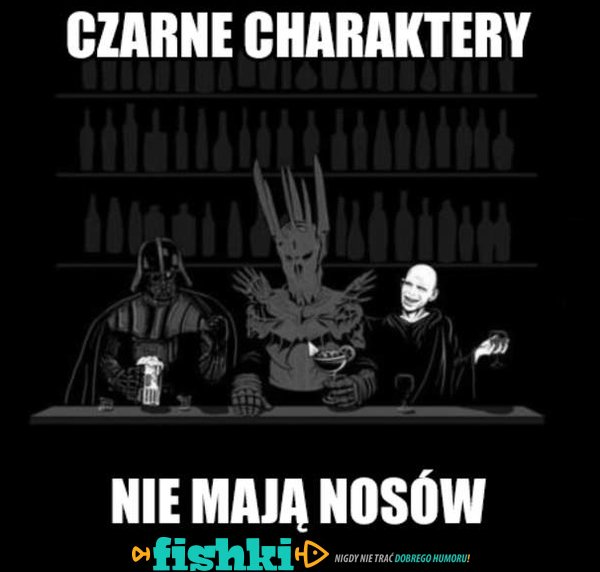 Czarne charaktery