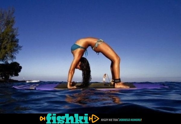 Plaża, woda, deski i gorącedziewczyny - to idealne połączenie na takie upały! - zdjęcie 1