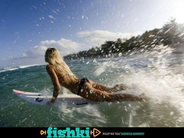 Plaża, woda, deski i gorącedziewczyny - to idealne połączenie na takie upały! - zdjęcie 25