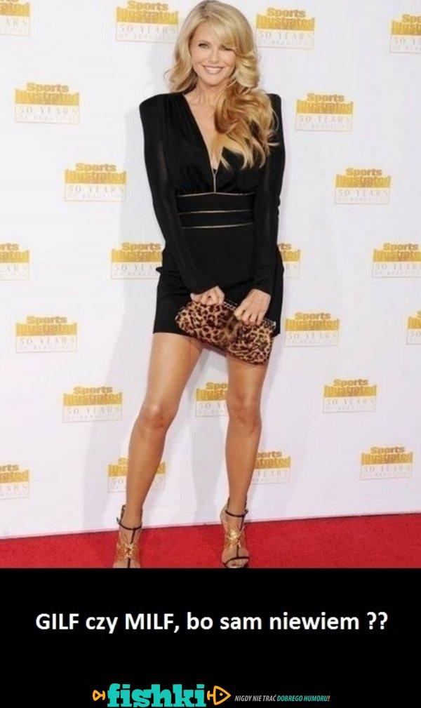 Modelka Christie Brinkley