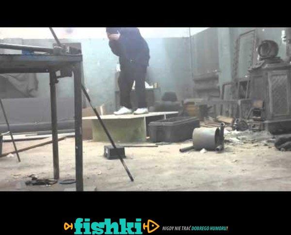 eksplozja z niespodzianką :)