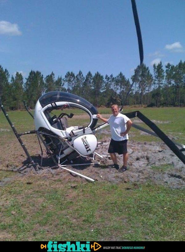 Nietypowe wypadki lotnicze - zdjęcie 24