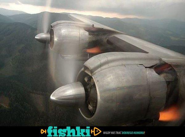 Nietypowe wypadki lotnicze