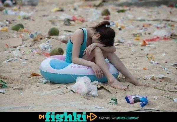 Chińska plaża - zdjęcie 1