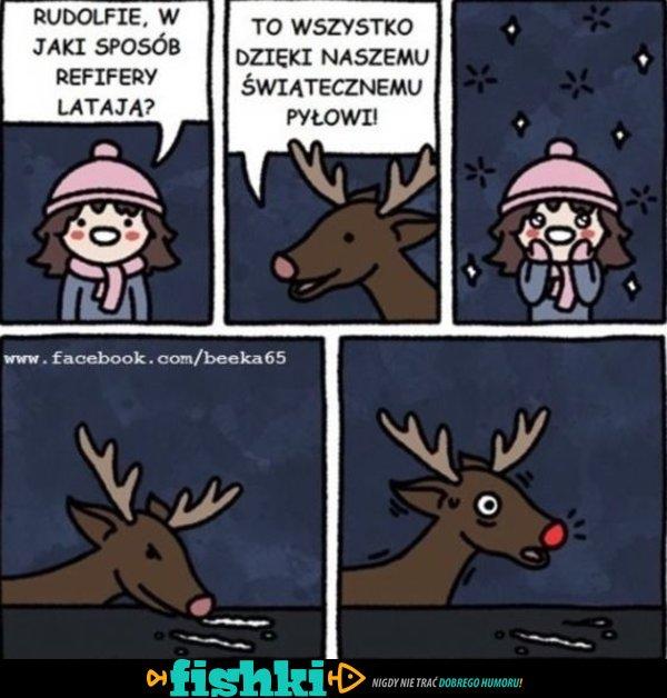 Rudolfie!