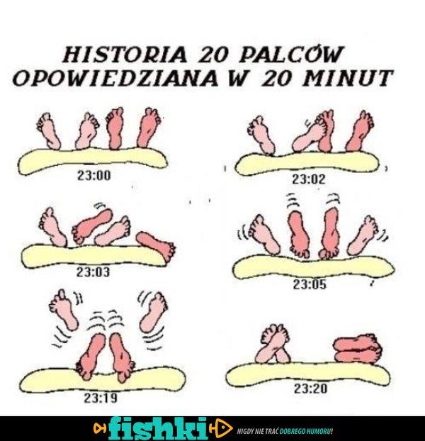 Historia 20 palców