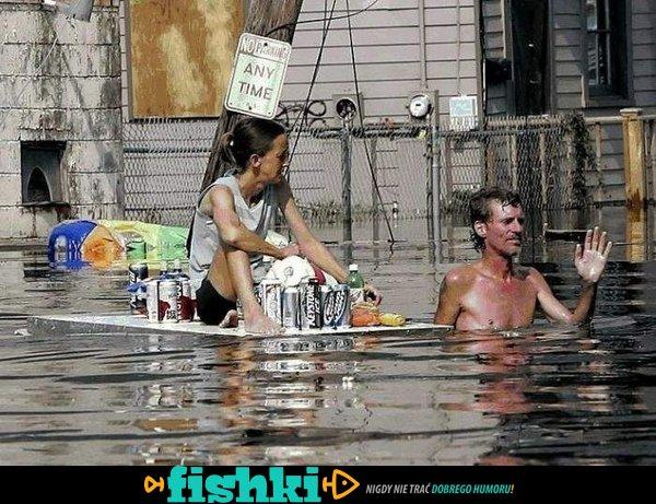 Powódź to nie koniec świata - zdjęcie 1
