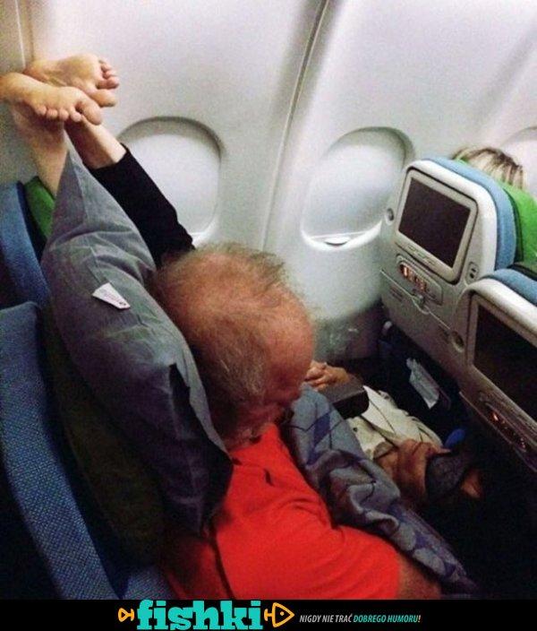 Pewnego razu w samolocie - zdjęcie 1