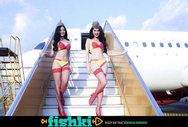 Bardzo fajna linia lotnicza - zdjęcie 1