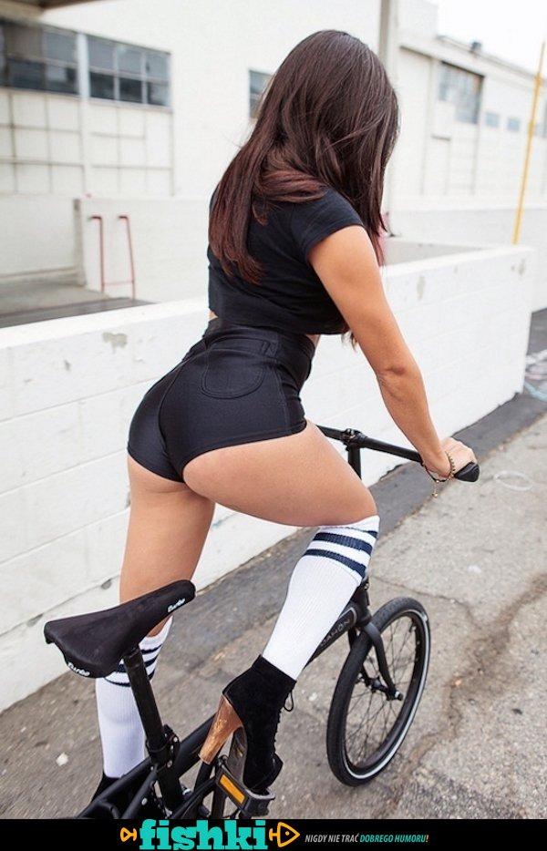 Na rowerkach