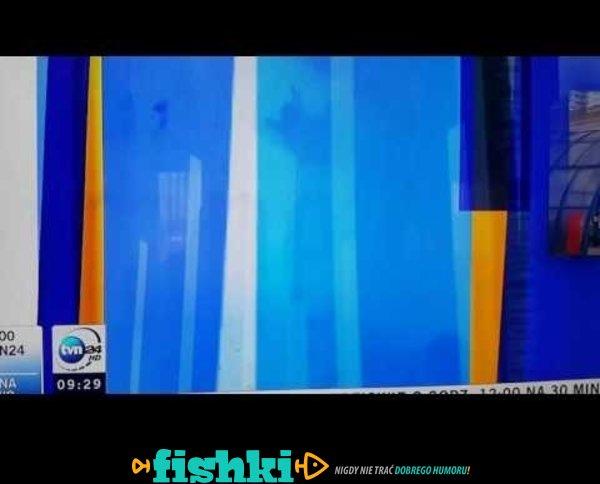Wpadka w TVN 24