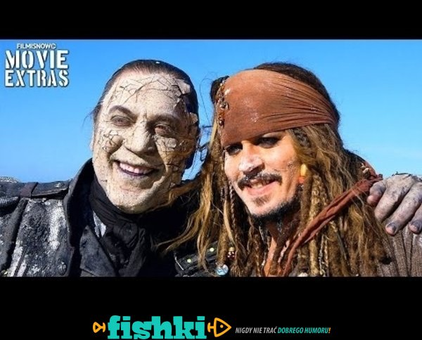 Za kulisami Piratów z Karaibów