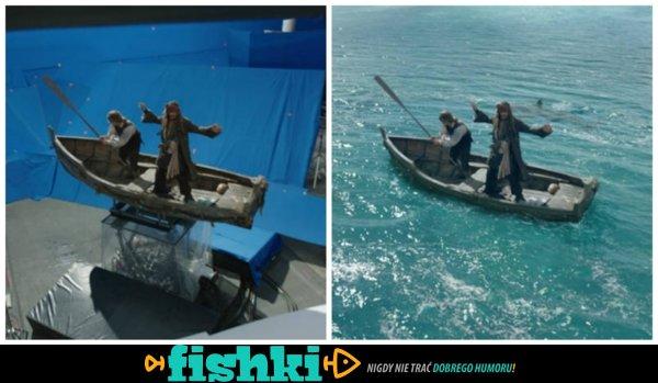 Za kulisami Piratów z Karaibów - zdjęcie 1
