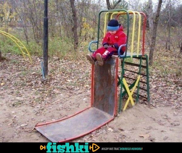 Rosyjskie place zabaw