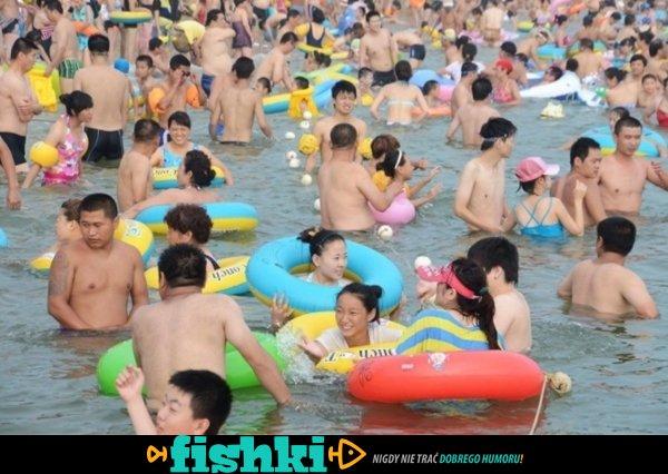 Chińska plaża