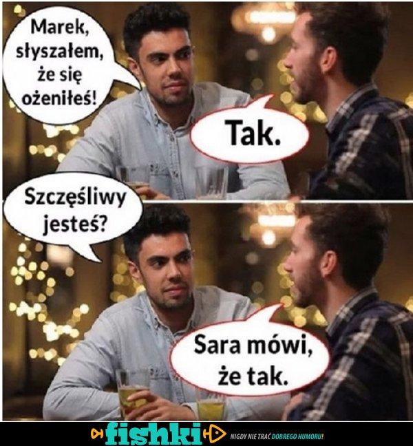 Marek!