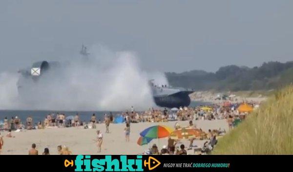Rosyjskie plażowanie - zdjęcie 1