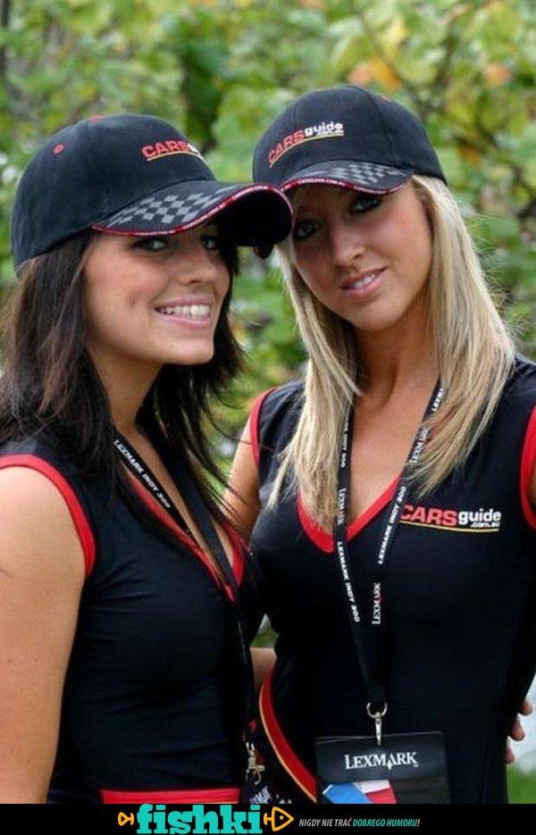 Dziewczyny na wyścigach - zdjęcie 18