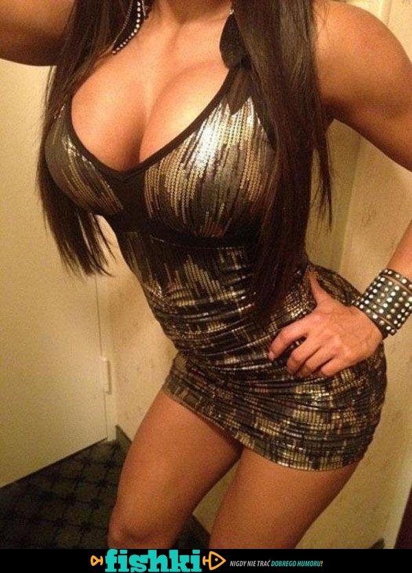 Uwielbiają obcisłe sukienki - zdjęcie 89