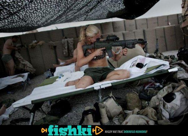 Zabawne zdjęcia z wojska - zdjęcie 21