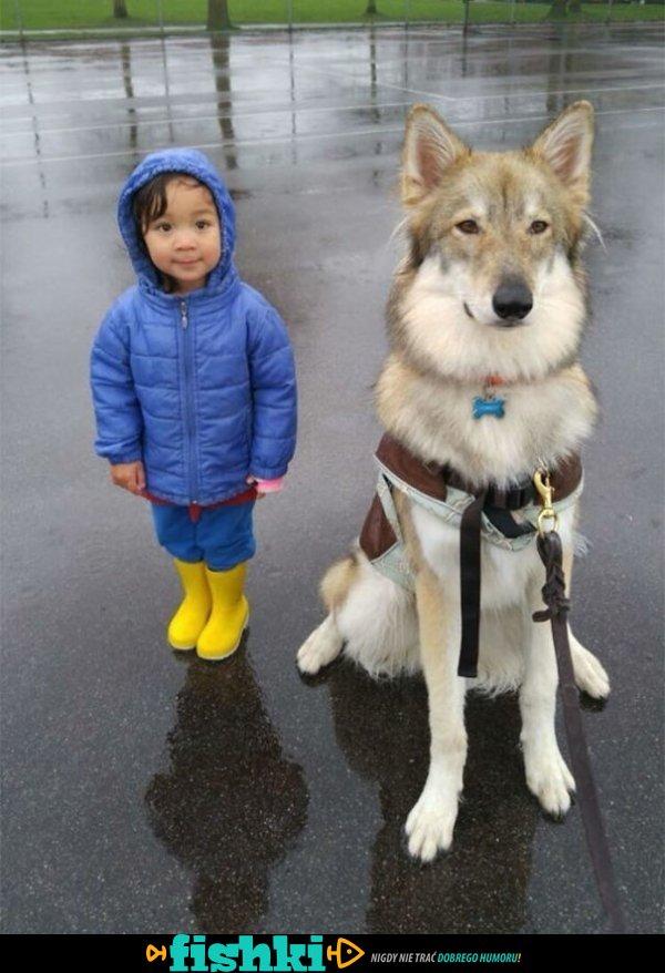 Zwierzaki i dzieciaki - zdjęcie 29