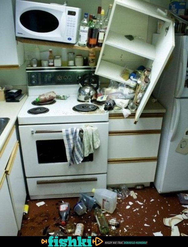 Kuchenne porażki