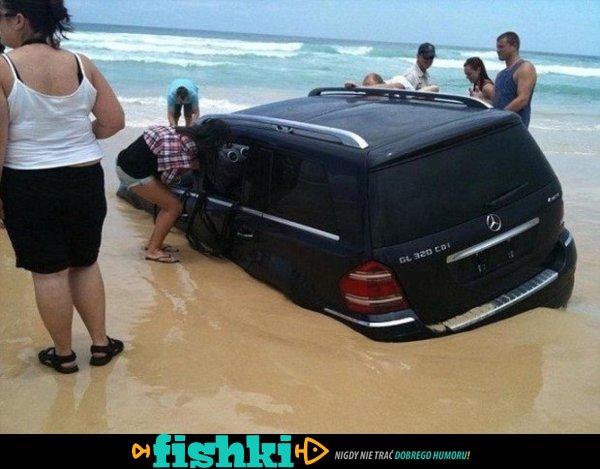 Pewnego razu na plaży