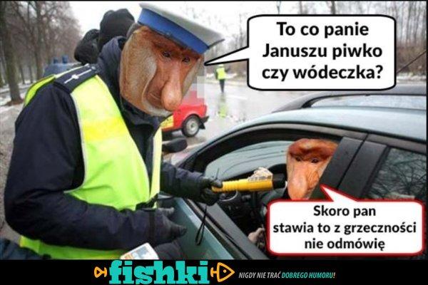 Panie Januszu...