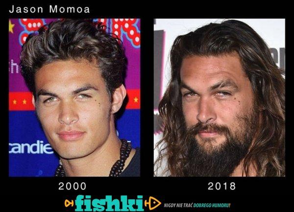 Jak zmienili się aktorzy na przestrzeni lat?