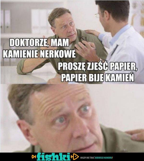 Panie doktorze!