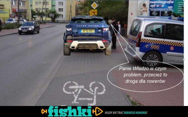 Codzienność parkowania