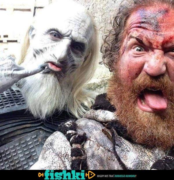 """Zdjęcia z planu filmowego serialu """"Gra o tron"""" - zdjęcie 17"""