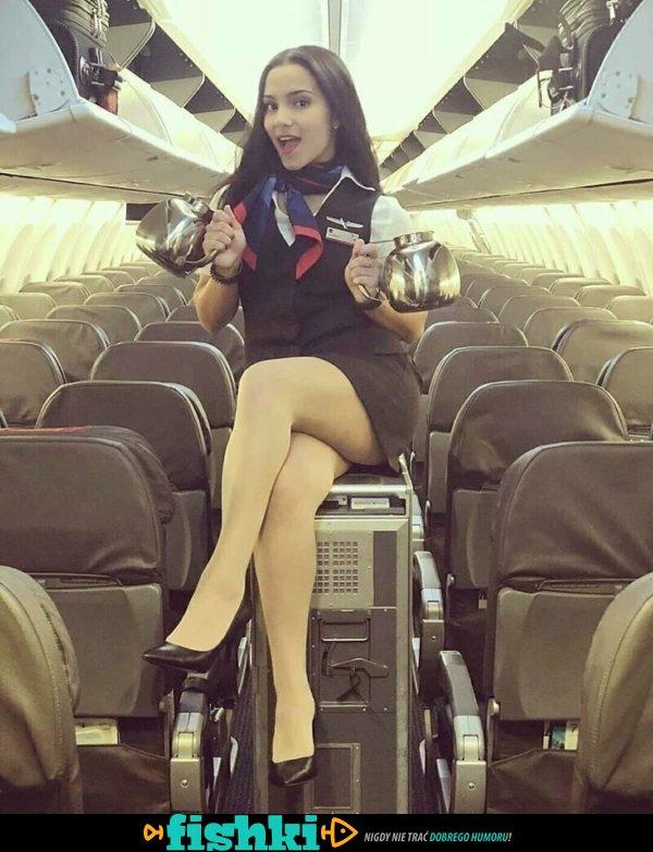 Obłędne Stewardessy - zdjęcie 1