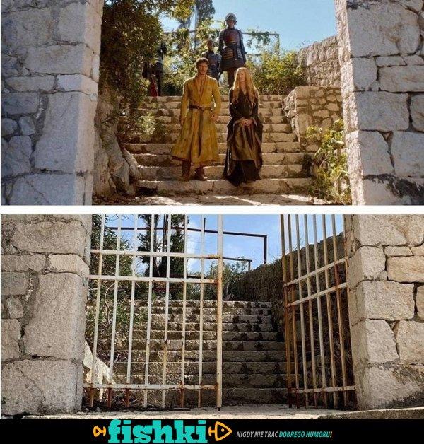 """Jak wyglądają miejsca znane z serialu """"Gra o tron"""" - zdjęcie 17"""