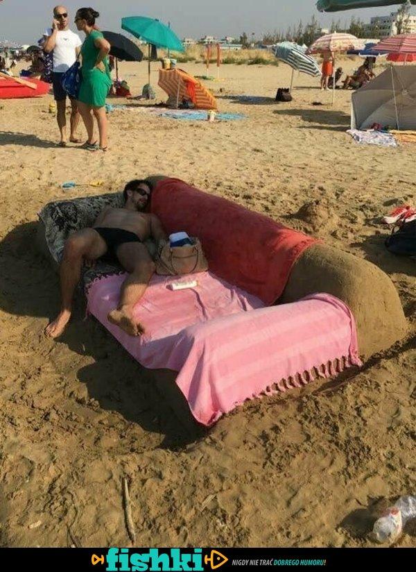 Pewnego razu na plaży - zdjęcie 1