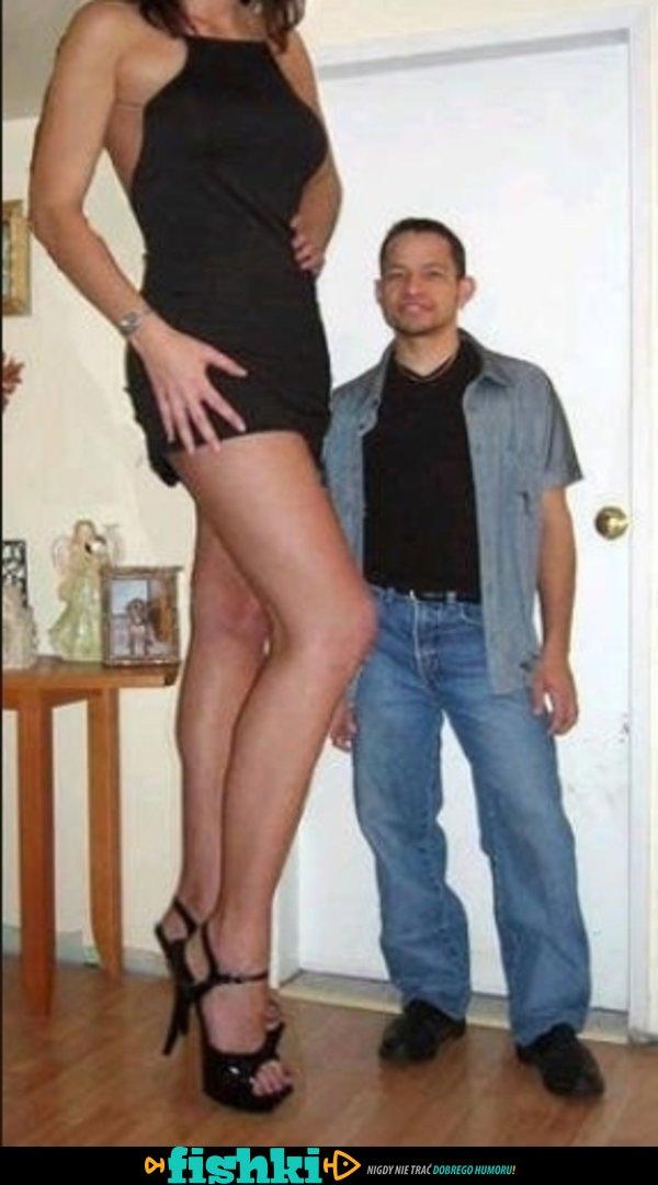 Wysokie kobiety - zdjęcie 1